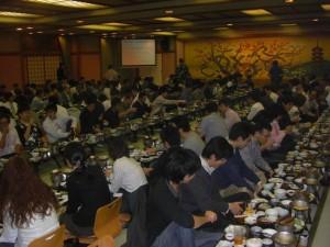 SITA 2009 懇親会